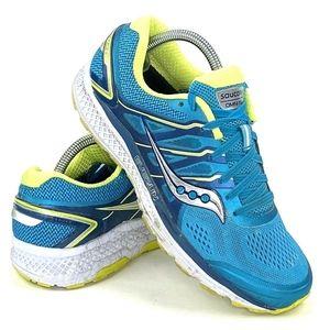 Saucony Women 9.5 Omni 16 Running Sneakers Shoe